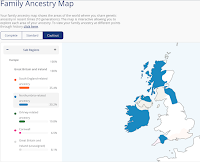 Northumberland Related Ancestry