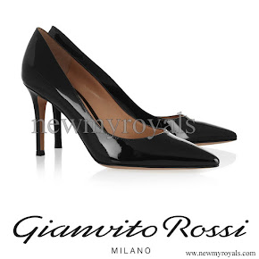 Crown Princess Mette Marit Style GIANVITO ROSSI Pumps