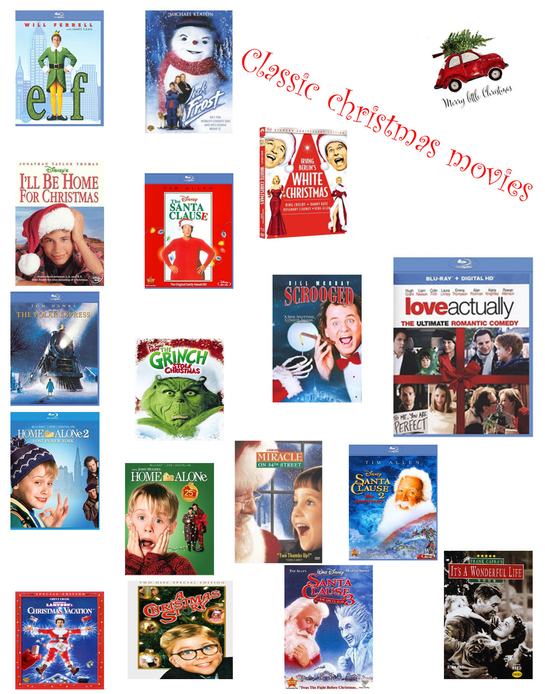 christmas movies to watch on a date