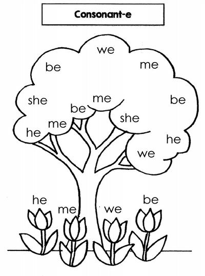 Vowel Consonant E Worksheets. Worksheets. Tutsstar