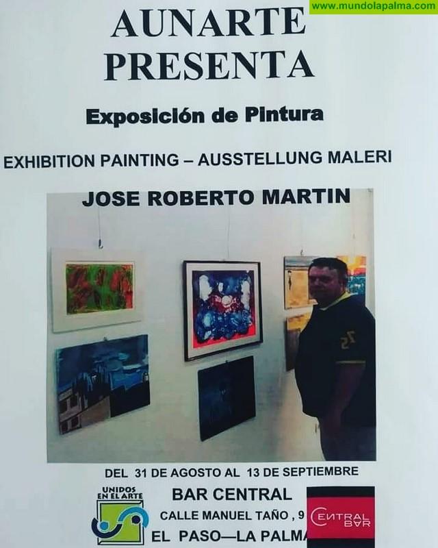 Exposición de Pintura José Roberto Martín