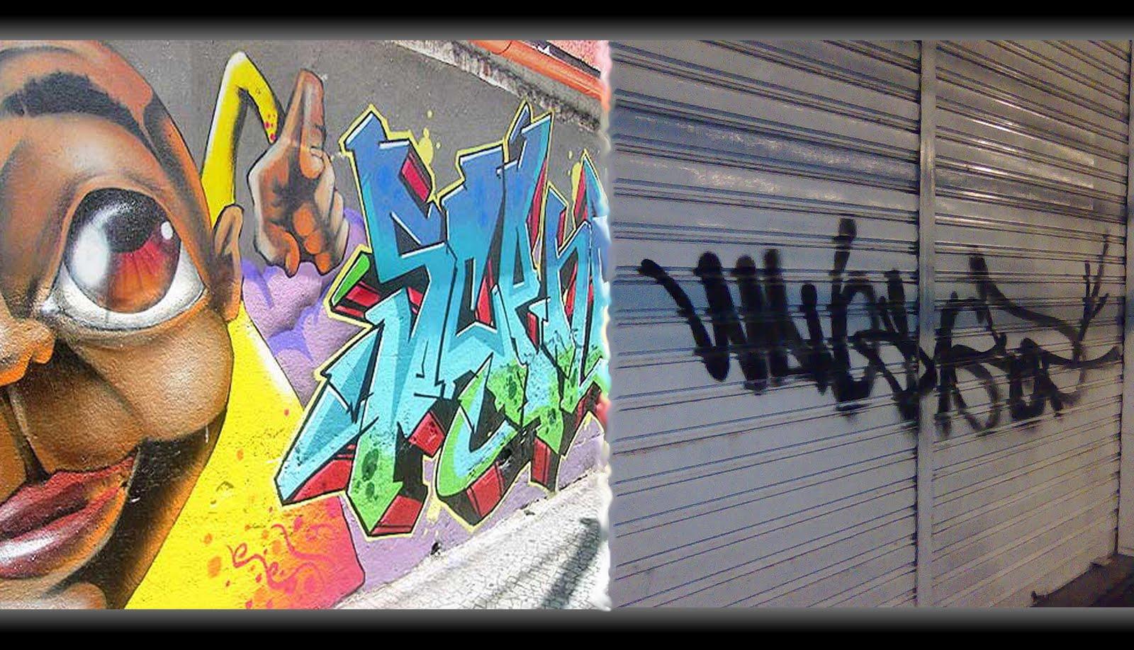 Graffiti Art O Que É