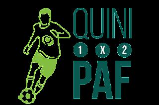 paf quinipaf Gana 20 euros en dinero real 18 febrero