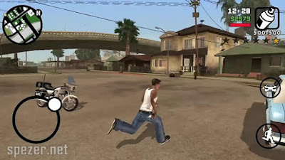 Download GTA SA Highly Compressed Android APK DATA