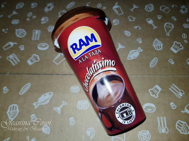 Ram Chocolatíssimo Degustabox Enero ´18 - Especial Desayuno