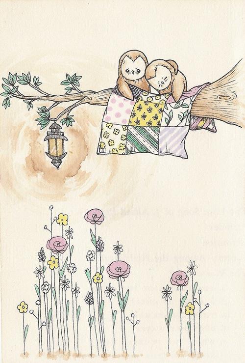 My Owl Barn Rodolfo Marron