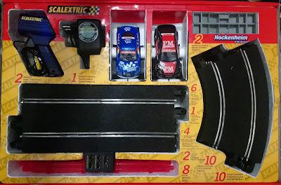 Circuitos de Scalextric Hockenheim DTM Series