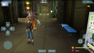 Game Digimon World Re:Digitize PPSSPP