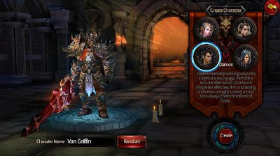 Rise of Darkness v1.2.85282 Mod Apk (High Damage/God Mode)