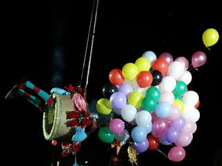 O Palhaço e Os Balões (Jéber Costa), Simplesmente Natal, Canela