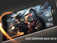 Spesifikasi dan Harga Telefon Pintar Asus Zenfone Max 2016
