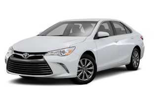 2018 Toyota Camry XLE Exterior Sedan Review