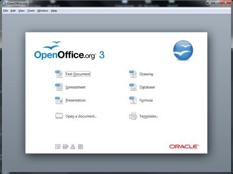 Openoffice suite bureautique sur windows mister gratos l 39 univers du gratuit - Open office derniere version ...