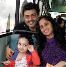 Ajith Kumar, Biography, Profile, Age, Biodata, Family , Wife, Son, Daughter, Father, Mother, Children, Marriage Photos.