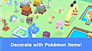 Pokemon quest screen shot