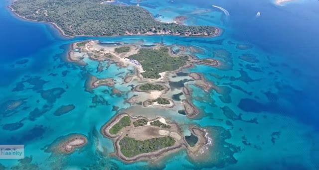 Αυτός ο ανεξερεύνητος παράδεισος βρίσκεται στην Ελλάδα (βίντεο)