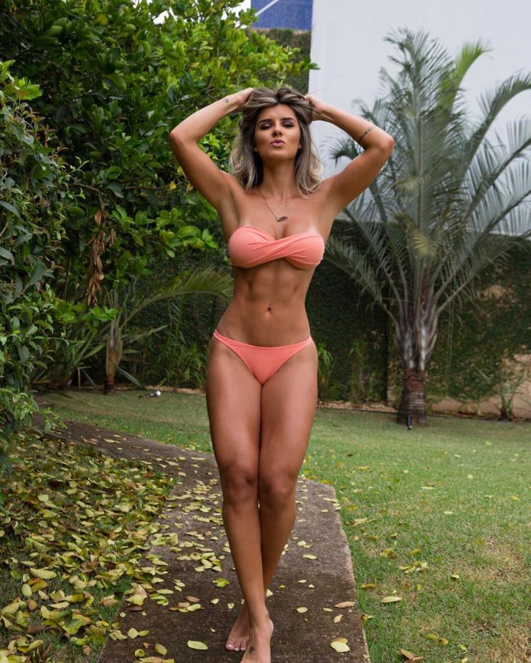 Vitoria Gomes Fitness Model