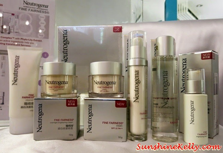 Neutrogena Fine Fairness, Neutrogena 60th Anniversary, #neuwomen, Neutrogena, skincare, neutrogena healthy beauty hang out, girls hang out, pampering session, girls talk, canvas, damansara perdana