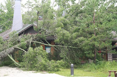 Minnesota State Park campgrounds re-open after strong winds and storm