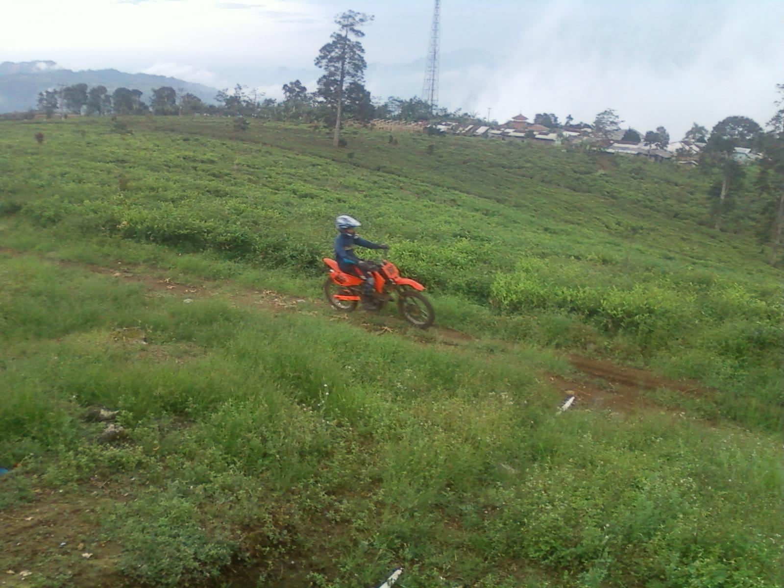 Modifikasi Gestrek Trail BENGKEL MODIFIKASI ONLINE OKUD MOTOR