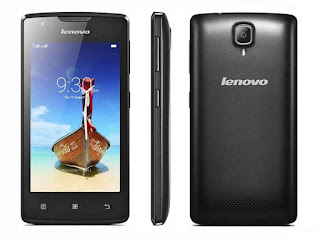 Harga Lenovo A1000 Terbaru, Dengan Layar 4 inch Kamera 5 MP