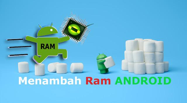 Cara Menambah Ram Degan Aplikasi Penambah Ram Android