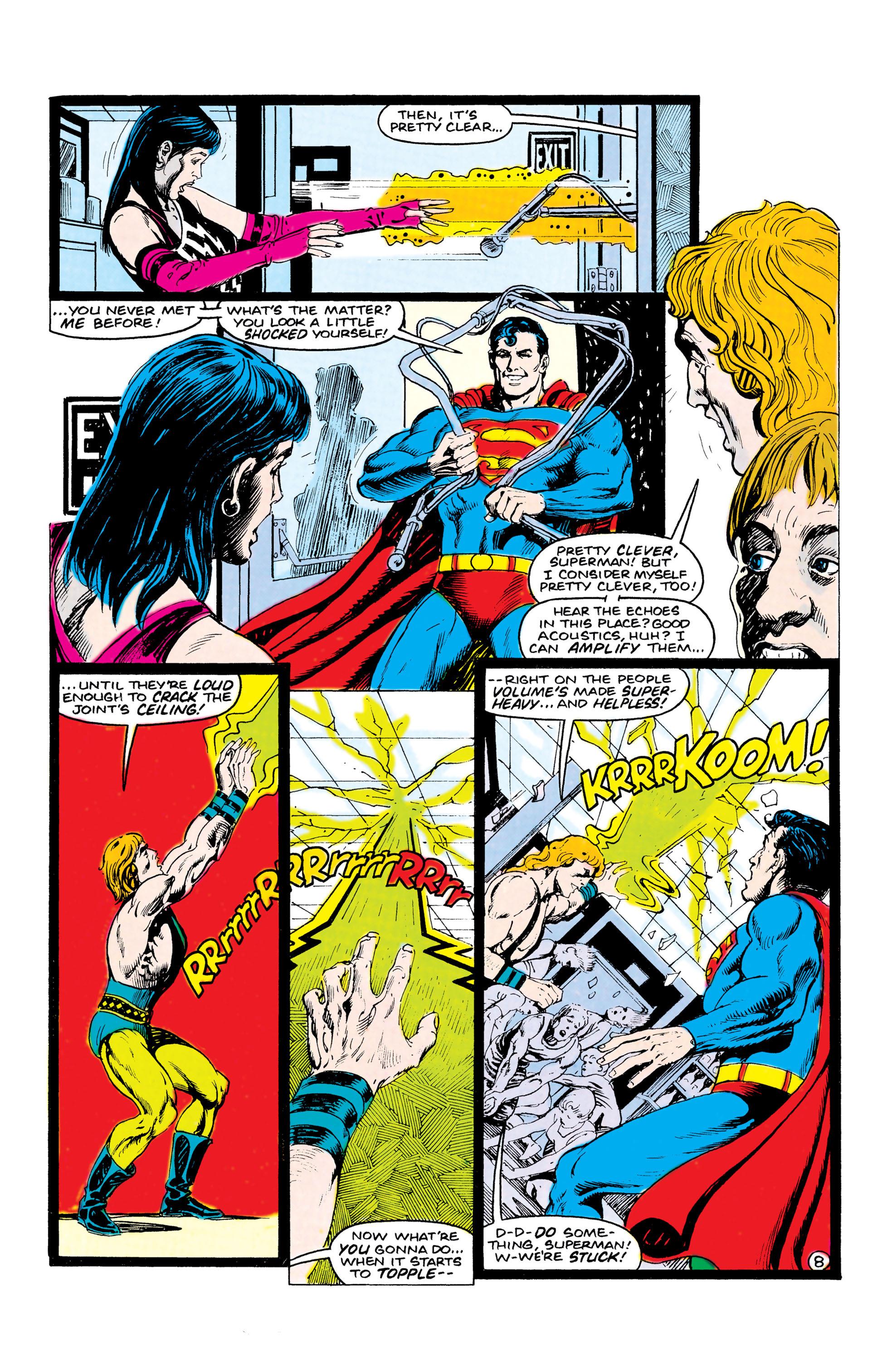 Read online World's Finest Comics comic -  Issue #312 - 9