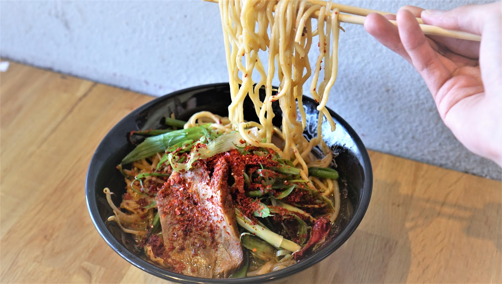 Dec. 9 - 10 | Ramen Izakaya Ajido in Torrance Debuts New Szechuan Ramen - Offers 50% Off Entire Ramen Menu