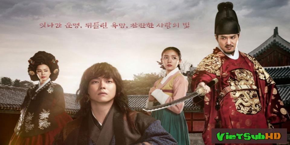 Phim Giai Thoại Về Hong Gil Dong Hoàn Tất (30/30) VietSub HD | Rebel: Thief Who Stole The People 2017