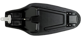 Anclajes de montaje asiento Custom HD Sporster