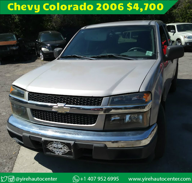 Chevy Colorado 2006 - Yireh Auto Center