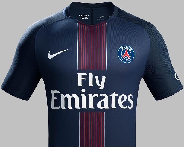 ade87be3c1 Nike divulga nova camisa titular do PSG - Testando Novo Site