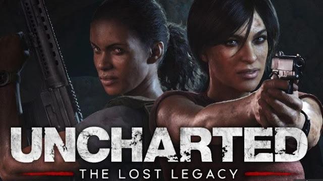Uncharted: Αναζητώντας τον Χαμένο Θρύλο