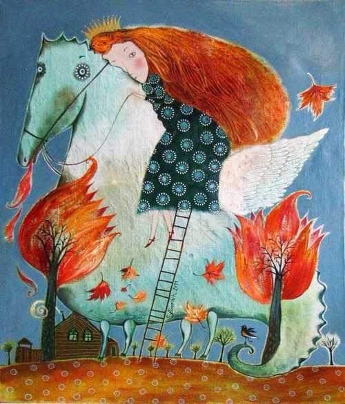 My Owl Barn Anna Silivonchik