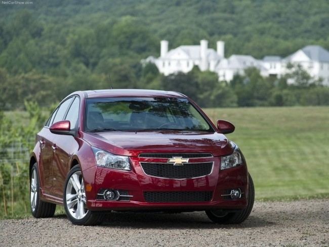 2008 Chevrolet Cruze ~ Car specifications - Automobile stats