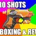 Evaluamos los nuevos MicroShots de Nerf | VIDEO
