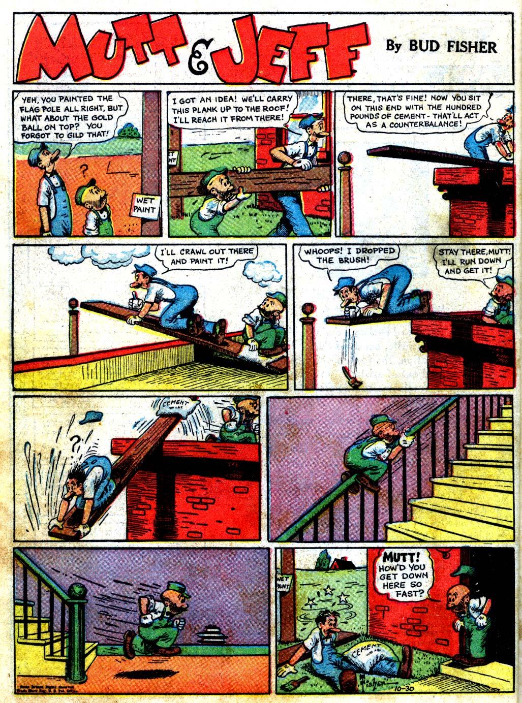 Read online All-American Comics (1939) comic -  Issue #15 - 22
