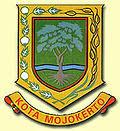 logo lambang cpns pemkot Kota Mojokerto