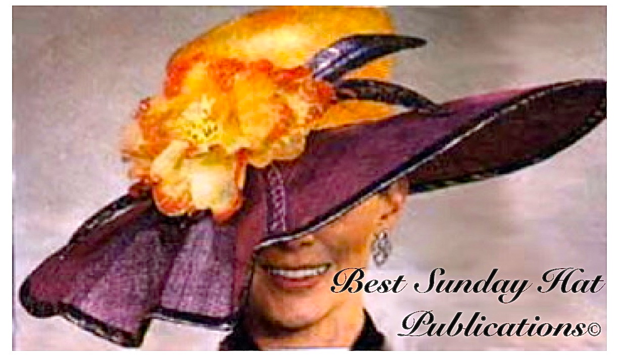 Best Sunday Hat Publicatons©