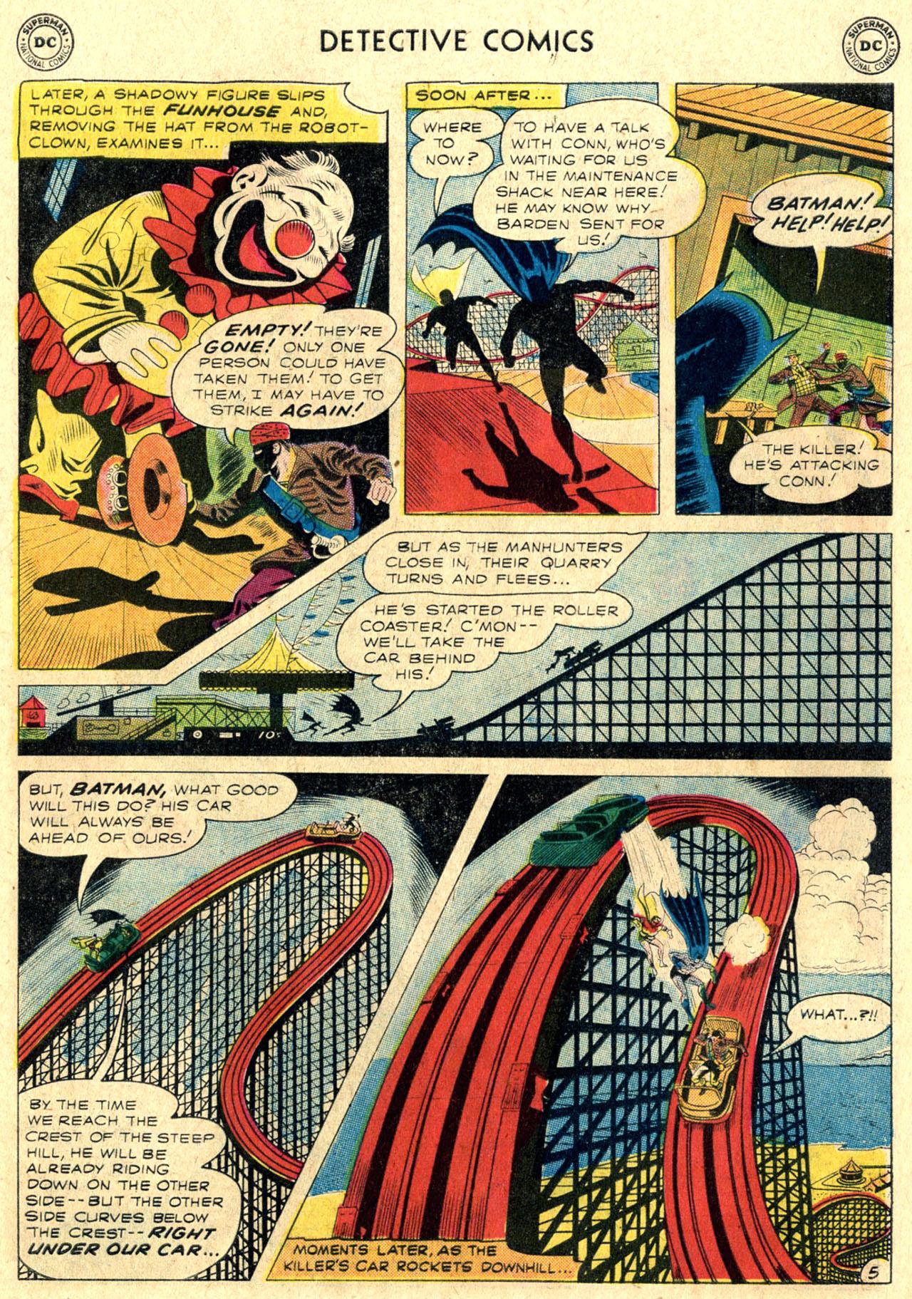 Detective Comics (1937) 264 Page 6