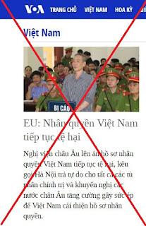 Nghị viện Châu Âu xuyên tạc tình hình nhân quyền Việt Nam