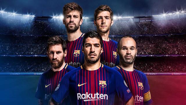 Download PES 2018 (Pro Evolution Soccer) Full Version