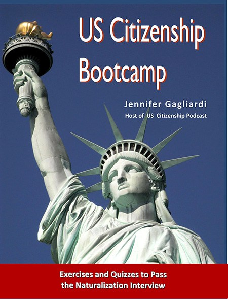 NEW Paperback: US Citizenship Bootcamp
