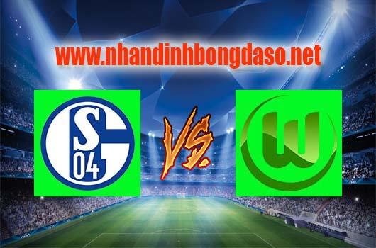 Nhận định bóng đá Schalke 04 vs Wolfsburg, 20h30 ngày 08-04