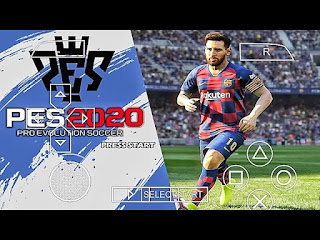 PES 2020 Psp Iso File Download in English