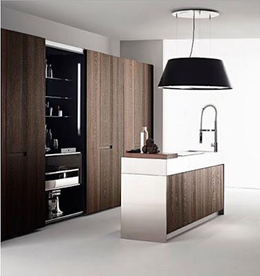 Hidden Kitchen Design. 35 Hidden Kitchens  Tricks To Hide Kitchen Home Design Ideas and Pictures