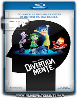 Divertida Mente Torrent - BluRay Rip 720p | 1080p Dual Áudio 5.1