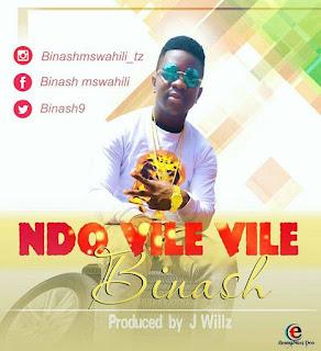 Binash - Ndio Vile Vile Audio
