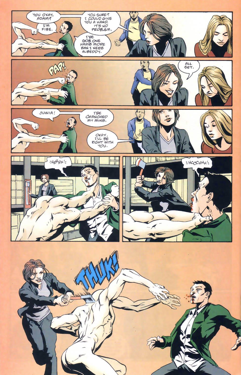 Read online Midnight, Mass comic -  Issue #1 - 19