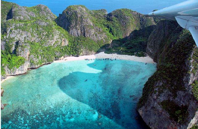 7 Pantai Cantik Ini Merupakan Tempat Wisata Favorit yang Memesona di Thailand